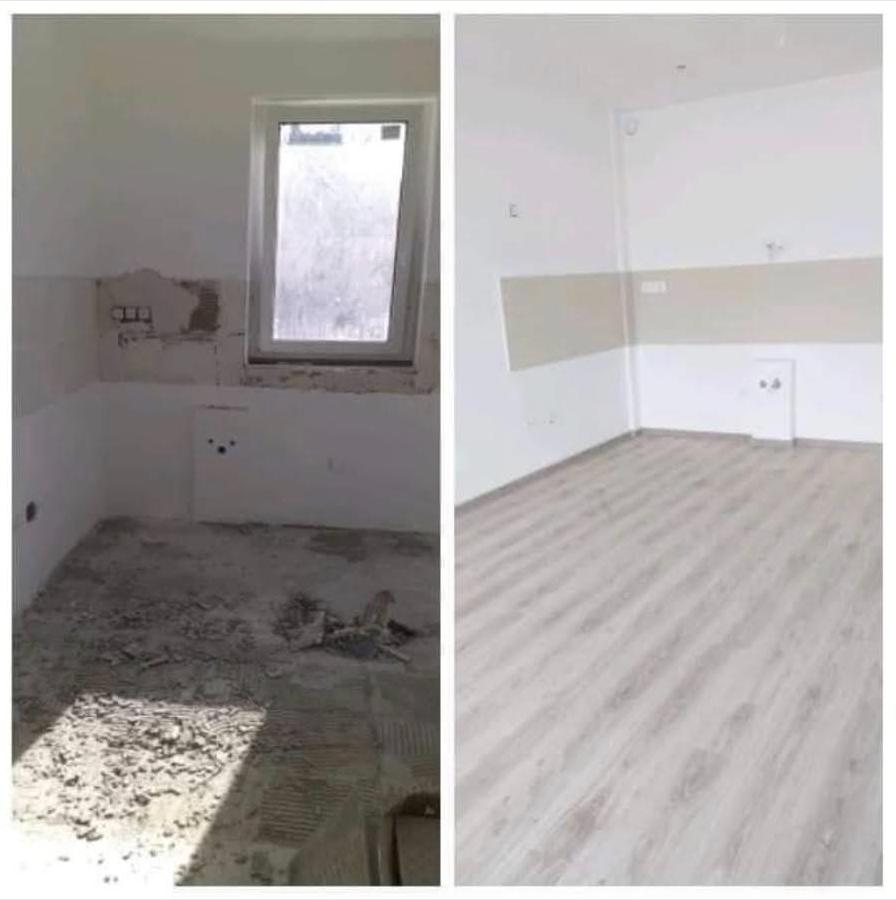 Lakásfelújítás előtte és utána